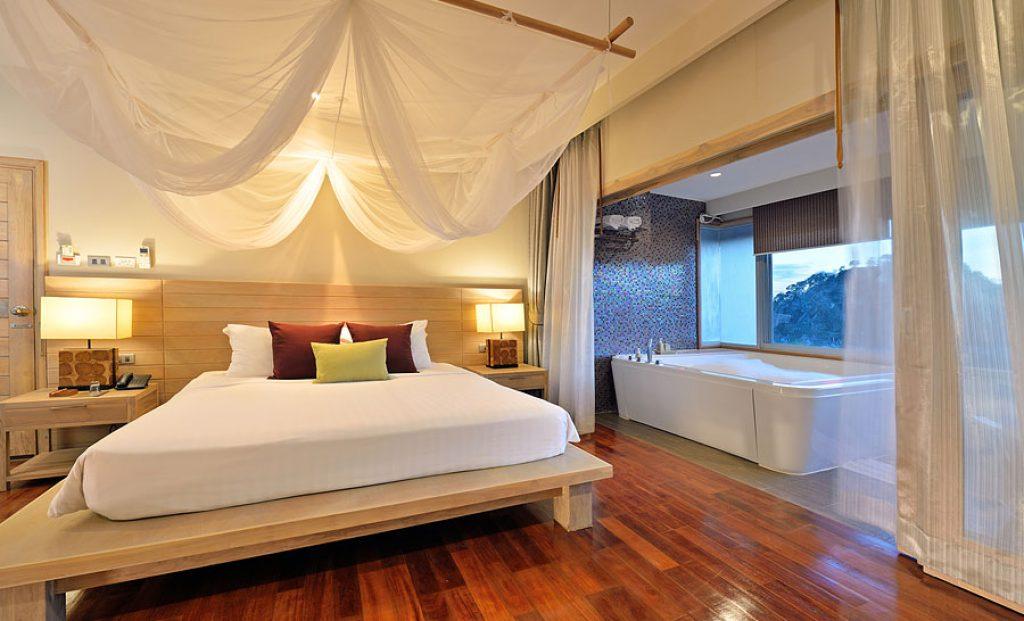 Ocean Chalet Suite