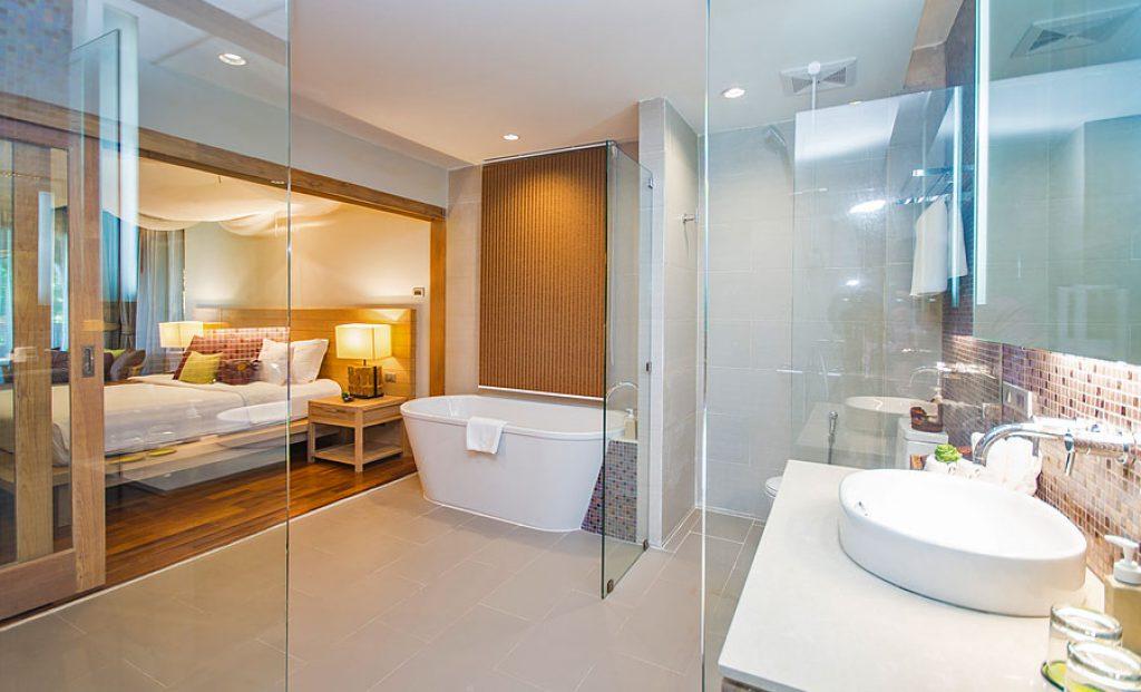 Grand Ocean Chalet Suite