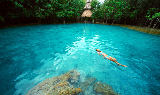 Visiting Krabi - Why You Must Go To Crystal Pool
