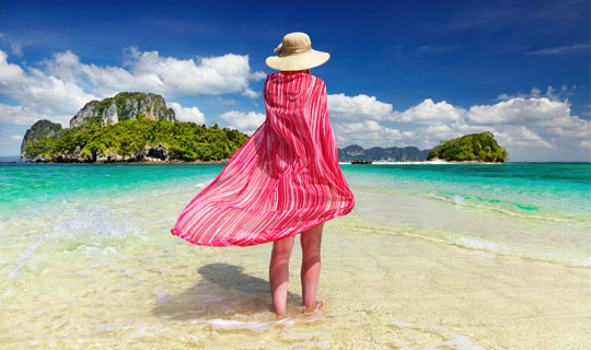 6 Best Summer Cover-Ups for Your Visit to Krabi Beach